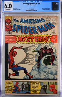 Marvel Comics Amazing Spider-Man #13 CGC 6.0