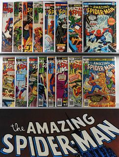107PC Marvel Comics Amazing Spider-Man #43-#362