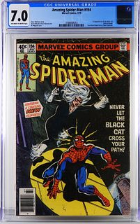 Marvel Comics Amazing Spider-Man #194 CGC 7.0