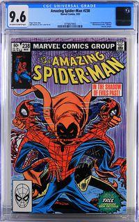 Marvel Comics Amazing Spider-Man #238 CGC 9.6