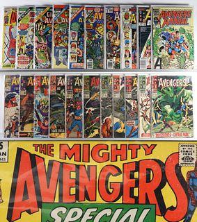 150 Marvel Comics Avengers #14-#672 & KS GS Group