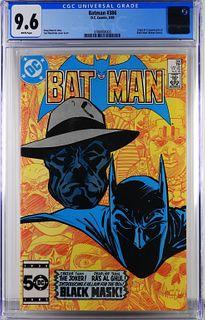DC Comics Batman #386 CGC 9.6