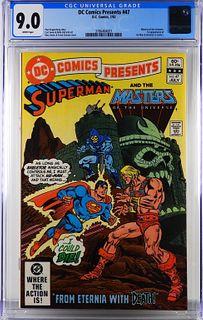 DC Comics DC Comics Presents #47 CGC 9.0