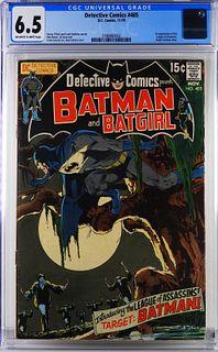 DC Comics Detective Comics #405 CGC 6.5