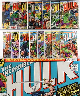 59PC Marvel Comics Incredible Hulk #117-#308 KS #7