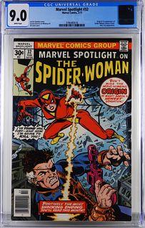 Marvel Comics Marvel Spotlight #32 CGC 9.0