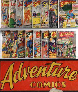 26PC DC Comics Silver Age Superman Lois Lane Group