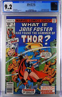 Marvel Comics What If? #10 CGC 9.2