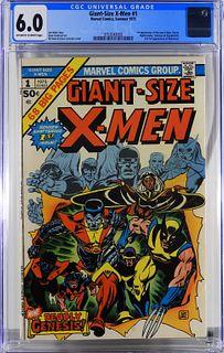 Marvel Comics Giant-Size X-Men #1 CGC 6.0