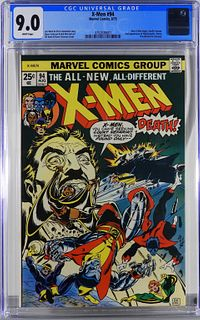 Marvel Comics X-Men #94 CGC 9.0