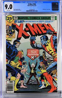 Marvel Comics X-Men #100 CGC 9.0