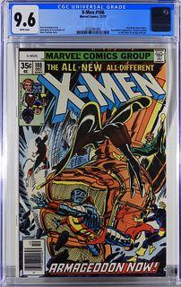 Marvel Comics X-Men #108 CGC 9.6