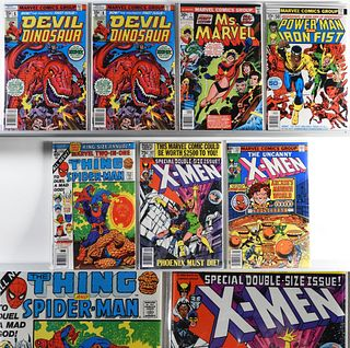 7PC Marvel Comics Bronze Age Key Issue Group