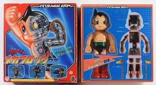 Takara Tetsuwan Atom DX Astro Boy Diecast Robot