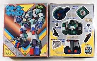 Clover Walker Garrier DX Diecast Chogokin Robot