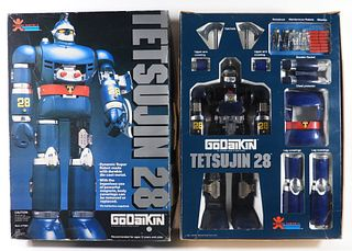 1982 Bandai GoDaikin Tetsujin 28 Diecast Robot
