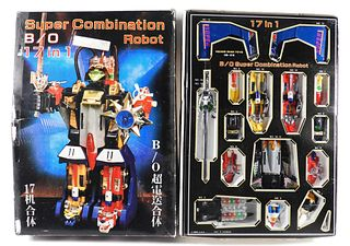 RARE Taiwanese Transformers Chogokin Period KO Toy