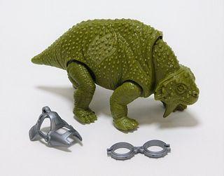 1994 Kenner Jurassic Park S2 Scutosaurus Prototype