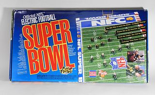 Official NFL Super Bowl Electronic Football Game