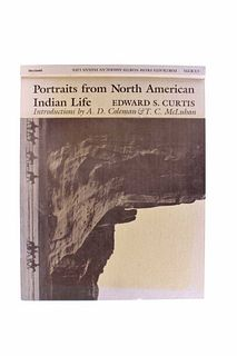 1972 Portraits from North American Indian Life