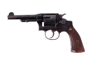 Smith & Wesson Regulation Police .38 Revolver