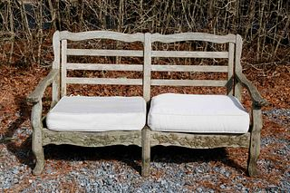 Kingsley-Bate Teak Wood Two Seater Bench
