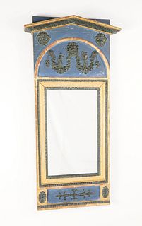 Swedish Neoclassical Mirror, circa 1830