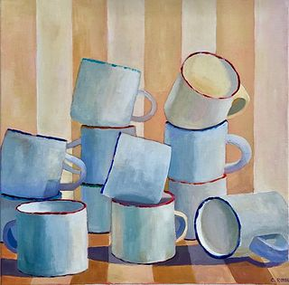 Carla Roth Coffee Cup Party