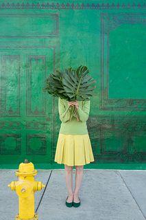 Margot Hartford Yellow Hydrant