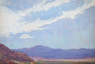 Irene MacLean Southern California Landscape Painting