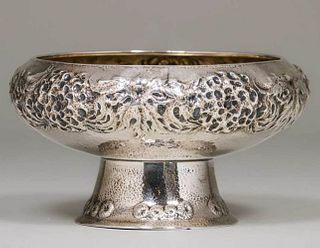 Jacob Tostrup - Norwegian Arts & Crafts Sterling Silver