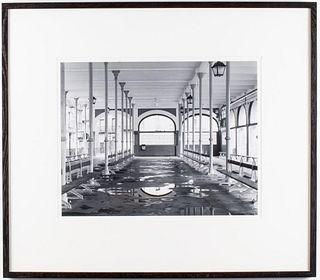 "John Riddy ""Tolosa"" Silver Gelatin Print, 1996"