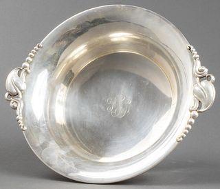 Black, Starr & Gorham Silver Centerpiece Bowl
