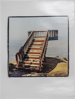 "Jason Fulford ""Nilgiri Mtns, India"" C-Print"