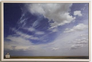 "SungEun Han-Andersen ""Mongolia"" Color Photograph"