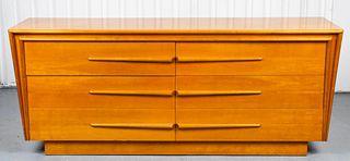 Robsjohn-Gibbings Attributed Art Deco Dresser
