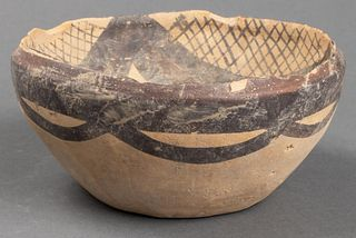 Chinese Neolithic Period Pottery Bowl