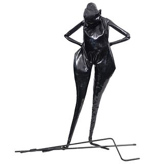 William King 'Standing Woman' Vinyl Figure