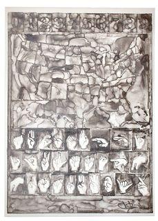 Jasper Johns (American, 1930)