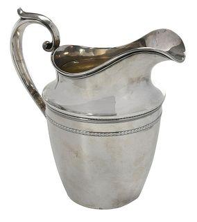 Gorham Edgeworth Sterling Water Pitcher