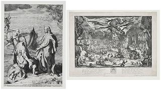 Two Old Master Engravings