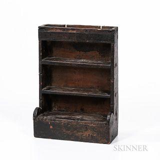 Miniature Stepback Cupboard