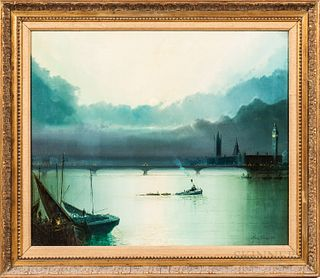 Harry Halsey (United Kingdom, ac. Early 20th Century)