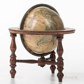 Joslin's Six-inch Terrestrial Globe