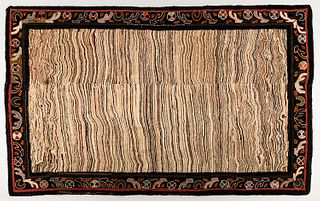 Large Hooked Carpet