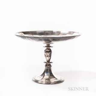 Tiffany Sterling Silver Tazza