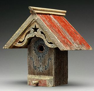 Liberty Birdhouse