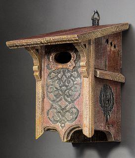 Victorian Letterbox Bluebird House