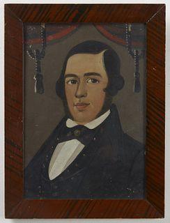 Prior - Hamblin Portrait of a Man