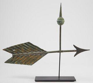 Early arrow Weathervane